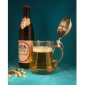 Bierkrüge aus Glas