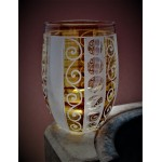 Schnapsglas mit Gravur Modern Art